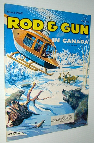 Image for Rod & Gun in Canada Magazine, March 1968