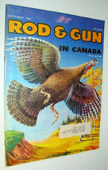 Image for Rod & Gun in Canada Magazine, September 1968