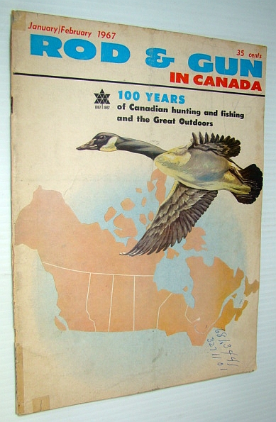 Image for Rod & Gun in Canada Magazine, January/February 1967