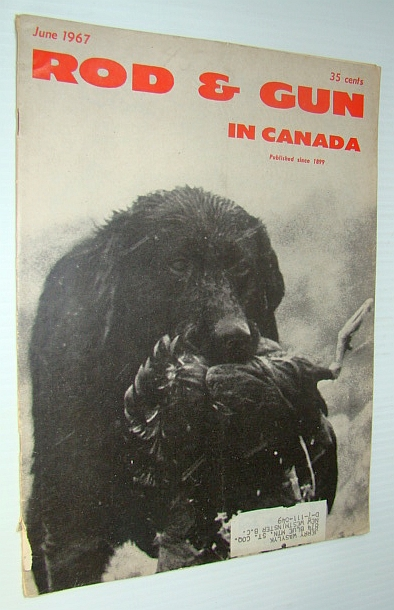 Image for Rod & Gun in Canada Magazine, June 1967