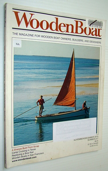 Image for WoodenBoat (Wooden Boat) Magazine, November/December 2010