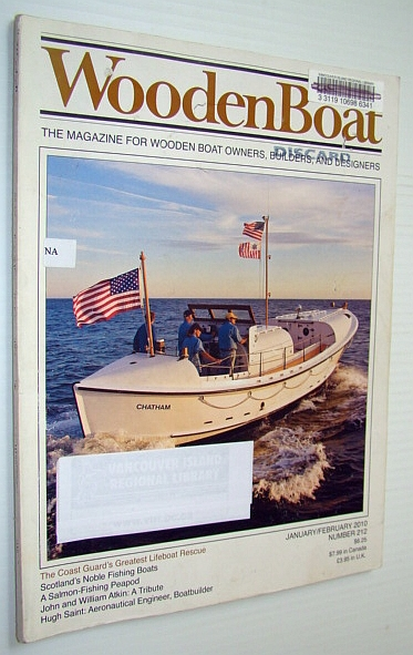 Image for WoodenBoat (Wooden Boat) Magazine, January/February 2010