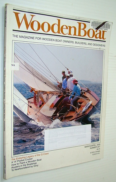 Image for WoodenBoat (Wooden Boat) Magazine, March/April 2009