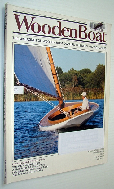 Image for WoodenBoat (Wooden Boat) Magazine, July/August 2009
