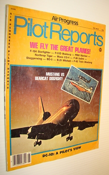 Image for Air Progress - Pilot Reports Magazine, 1979  (02382)