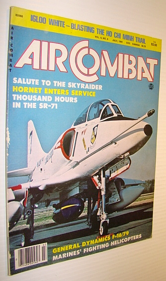 Image for Air Combat Magazine, Vol. 9, No. 4, July 1981