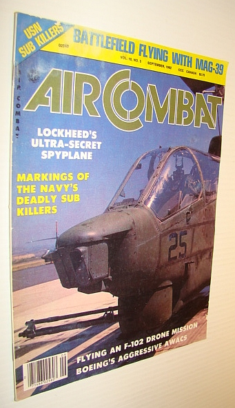 Image for Air Combat Magazine, September 1982