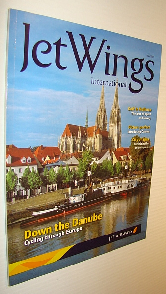 Image for Jetwings International, May 2009: Monthly Magazine of Jet Airways - Cycling Through Europe