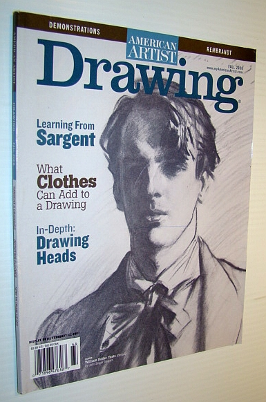 Image for American Artist Magazine - Drawing, Fall 2006: Learning from John Singer Sargent