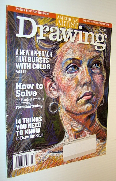 Image for American Artist Magazine - Drawing, Spring 2009: A New Approach That Bursts With Color