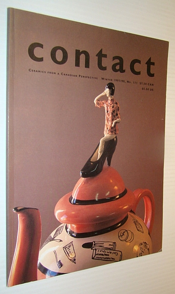 Image for Contact Magazine - Ceramics from a Canadian Perspective, Winter 1997-1998, No. 111 - Varda Yatom's Latest Work