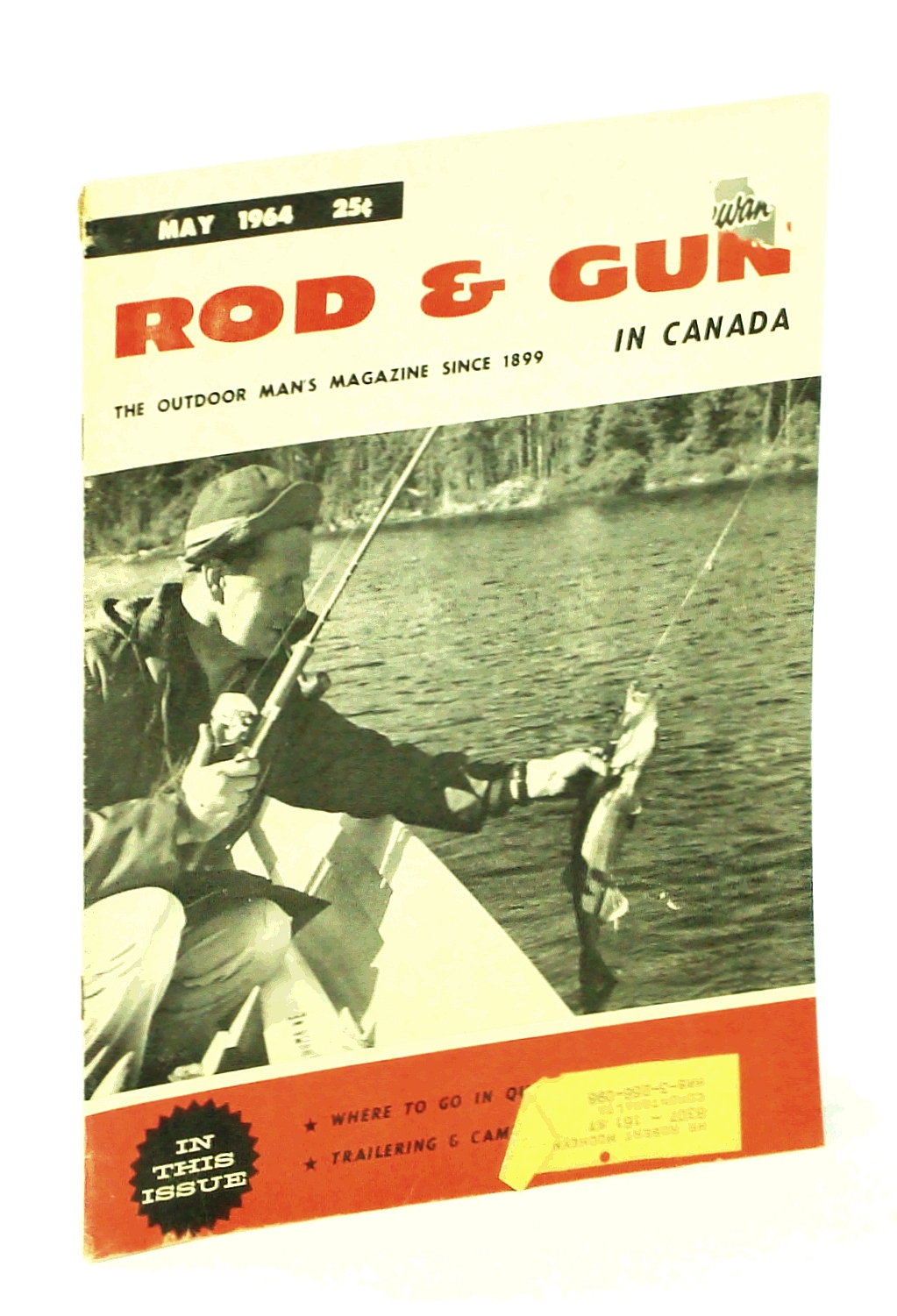 Image for Rod & Gun in Canada Magazine, May 1964