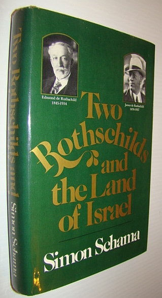 Image for Two Rothschilds and the Land of Israel