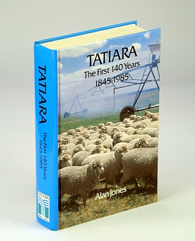 Image for Tatiara: The first 140 years 1845-1985
