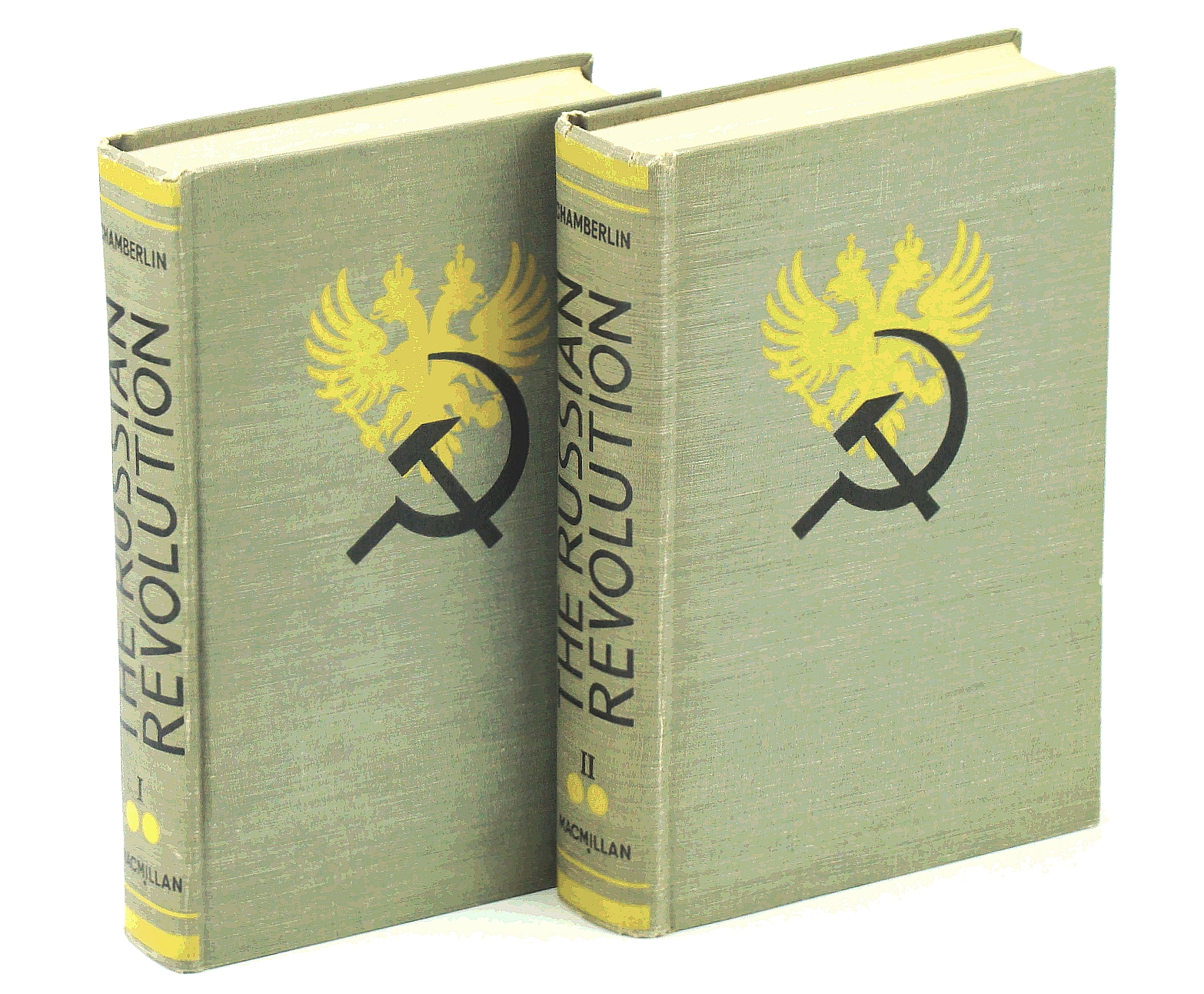 Image for The Russian Revolution 1917-1921: Complete in Two Volumes