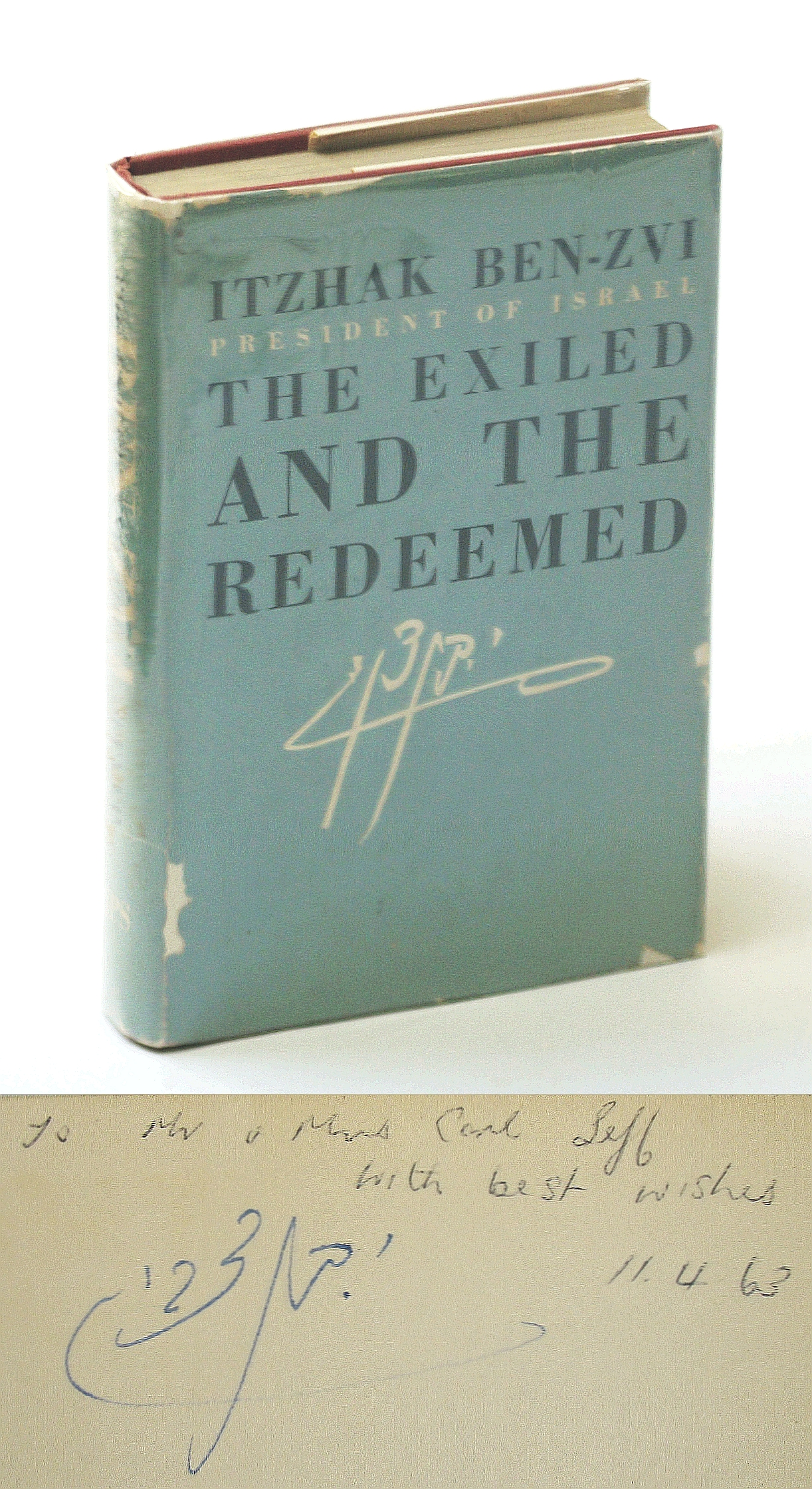 Image for The Exiled and the Redeemed