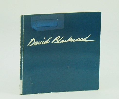 Image for David Blackwood: Ephraim Kelloway's Door Paintings 1985-1990, October 6 - November 1, 1990: Exhibition Catalogue