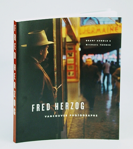 Image for Fred Herzog: Vancouver Photographs