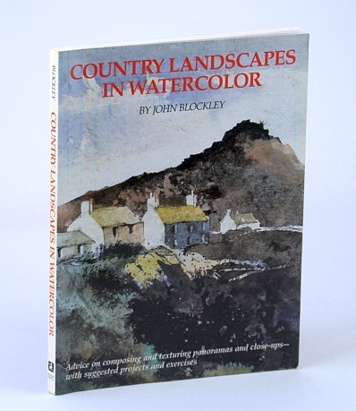Image for Country Landscapes in Watercolor