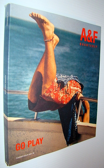 Image for A&F (Abercrombie & Fitch) Quarterly, Summer Issue 2000 - Go Play