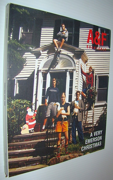 Image for A&F (Abercrombie & Fitch) Quarterly, Christmas Issue 2000 - A Very Emerson Christmas