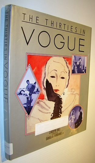 Image for Thirties in Vogue