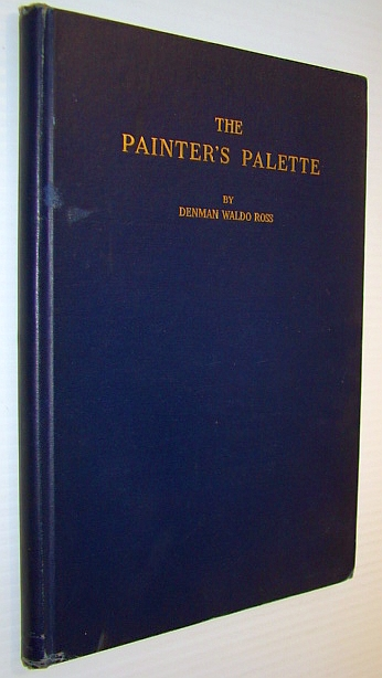 Image for The Painter's Palette - A Theory of Tone Relations  - An Instrument of Expression