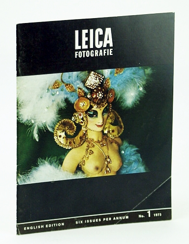Image for Leica Fotografie, - The Magazine for the 35 mm Specialist, Number 1 (One), January (Jan.) 1973  - Walter De Mulder