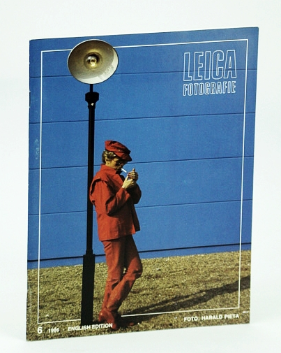 Image for Leica Fotografie - International Magazine for 35mm Photography: 6 / 1986 -  Erich Salomon / Documentary Photography