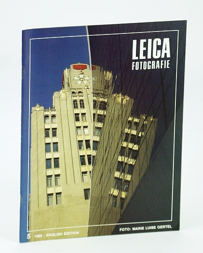 Image for Leica Fotografie - International Magazine for 35mm Photography: 5 / 1988 -  Gerhard Graeb / Peter Trupp