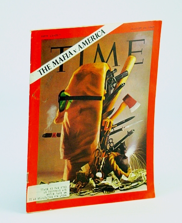 Image for Time, August 22 1969