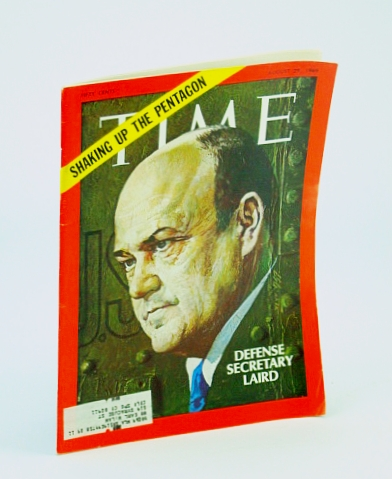 Image for Time, August 29, 1969 (Vol. 94, No. 9)