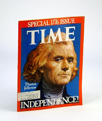 Image for TIME Magazine - Special Issue - Vol. 105 - No. 20 - 1975 - Jefferson on the Cover