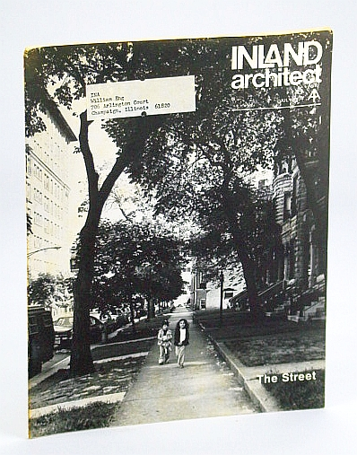 Image for Inland Architect, Chicago Chapter, American Institute of Architects (AIA), July 1974 - The 2800 Block of North Pine Grove