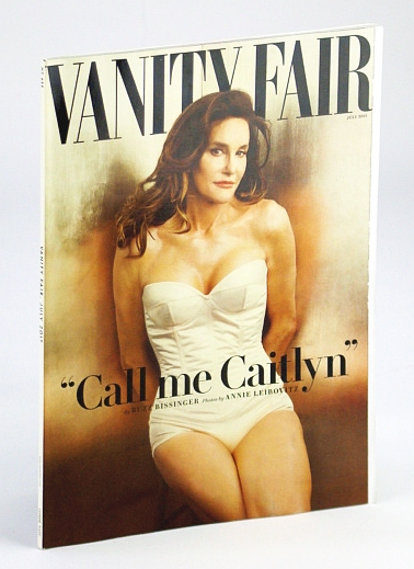 Image for Vanity Fair Magazine (July, 2015) Caitlyn Jenner Cover