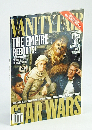 Image for Vanity Fair Magazine (June, 2015) Star Wars Cover