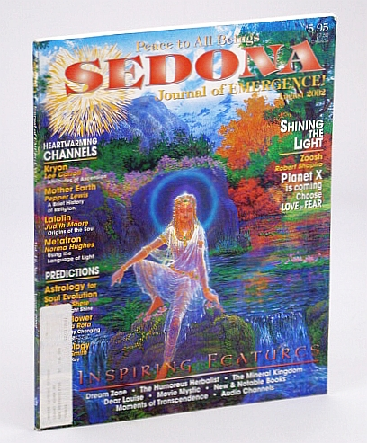 Image for Sedona Journal of Emergence!, August (Aug.) 2002 - Planet X is Coming