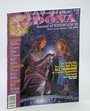 Image for Sedona Journal of Emergence!, July 2005 - A Skeptic Beomes A Believer