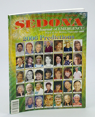 Image for Sedona Journal of Emergence!, December (Dec.) 2005 - 2006 Predictions