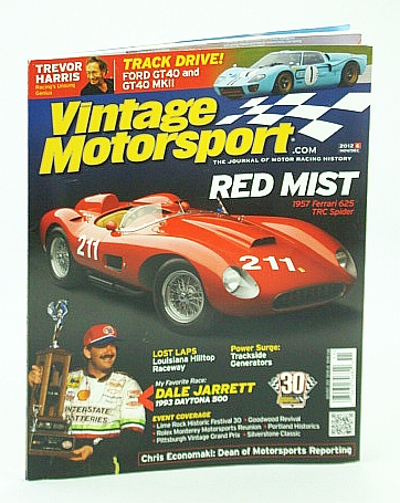 Image for Vintage Motorsport (November/December 2012)