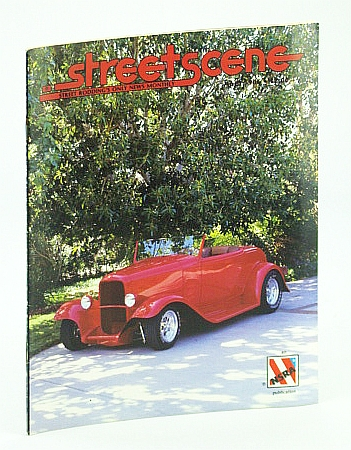 Image for Streetscene (Street Scene) Magazine, April (Apr.) 1986