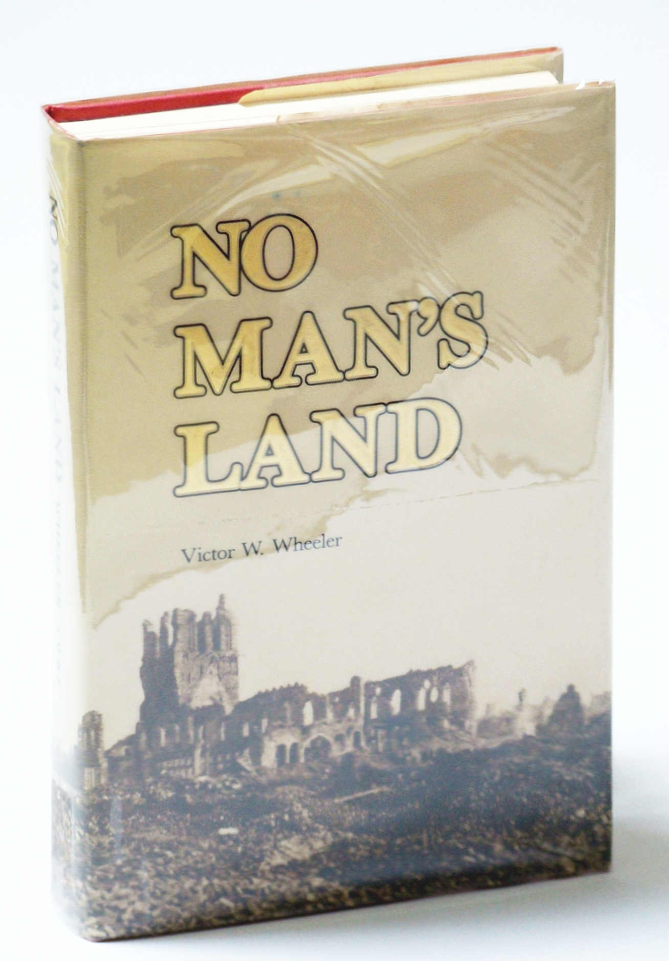 Image for The 50th (Fiftieth) Battalion in No Man's Land