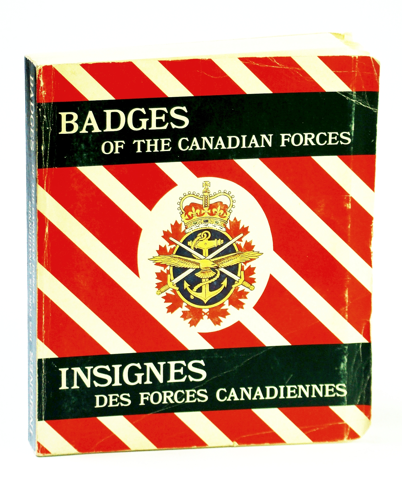 Image for Badges of the Canadian Forces / Les insignes des Forces canadiennes