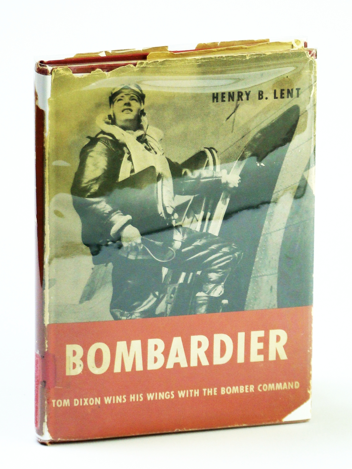 Image for Bombardier: Tom Dixon's Wins His Wings With the Bomb Command