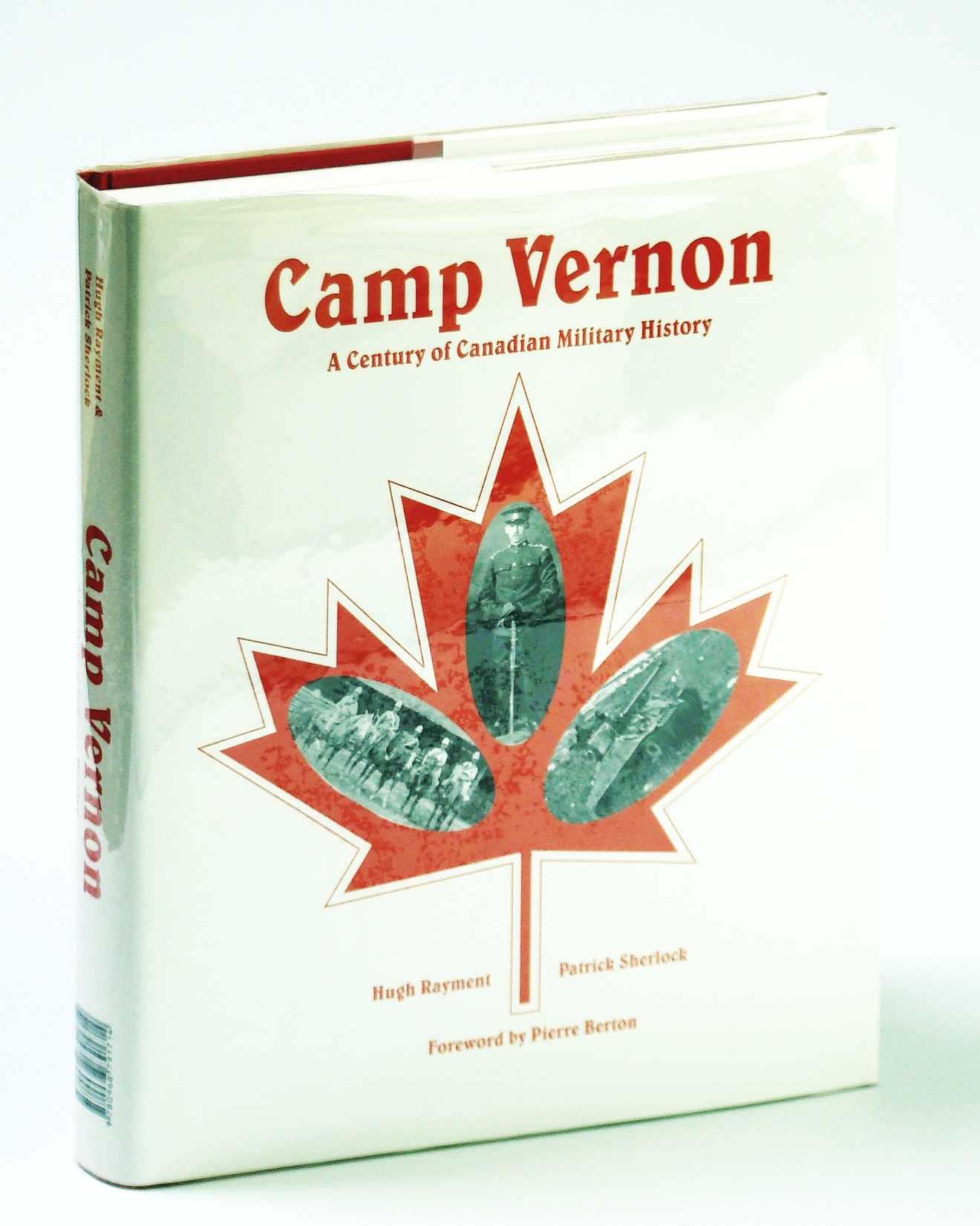 Image for Camp Vernon : A Century of Canadian Military History
