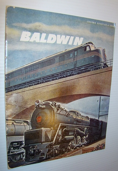 Image for Baldwin (Locomotives), Second Quarter, 1946