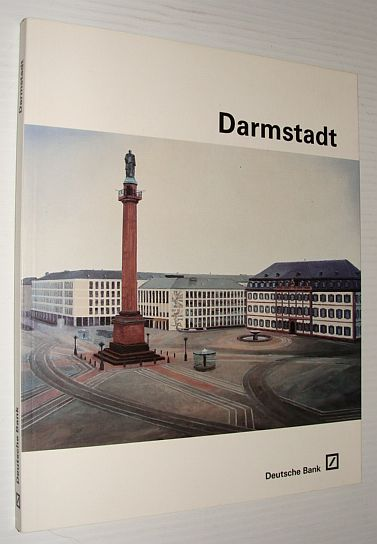 Image for Darmstadt: Kunst in Der Deutschen Bank Darmstadt