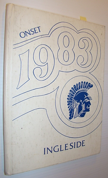 Image for Onset 1983 - Yearbook of Ingleside Middle School, Phoenix, Arizona
