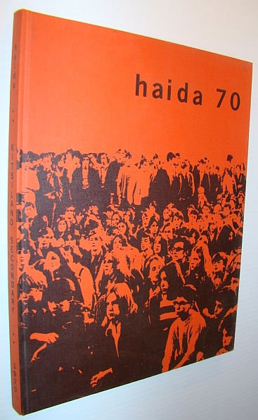 Image for Haida 70 (1970): Yearbook of Kitsilano Secondary School