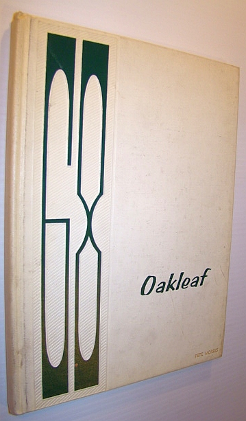 Image for Oakleaf '68: 1968 Yearbook of Oak Bay Senior Secondary School